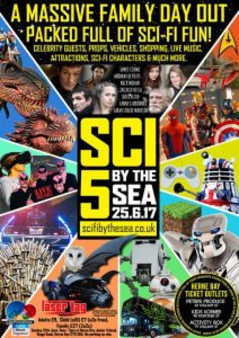 Sci – 5 By The Sea